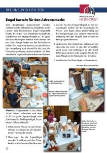 Dorfzeitung_2016-1_Bericht GS Heidhorst Adventsmarkt